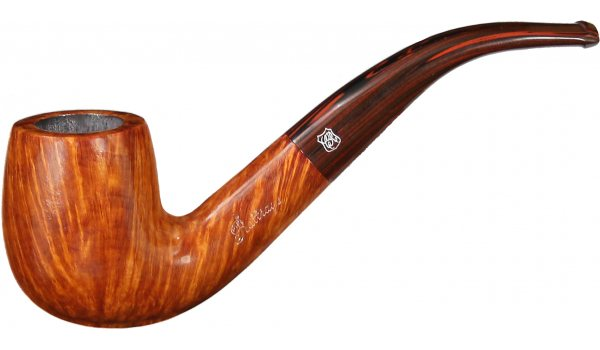 Rattray's Highland 8 Briar Pipe Orange Tones