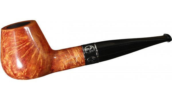 Rattray's Triskele 18 Smoking Pipe Orange Tones