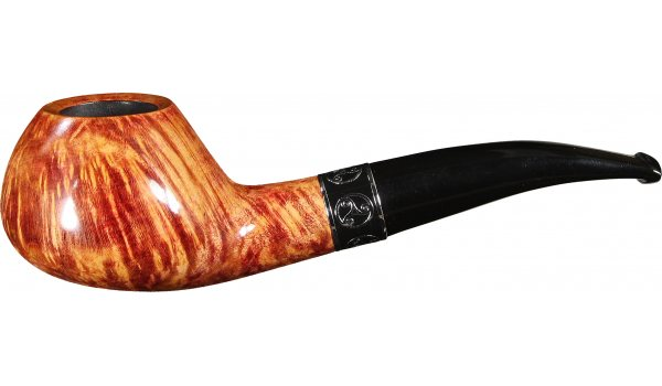 Rattray's Triskele 17 Bruyere Pipe Orange Shades