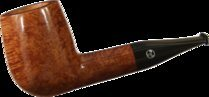 Rattray's 1328 Pipe bois naturel 1201
