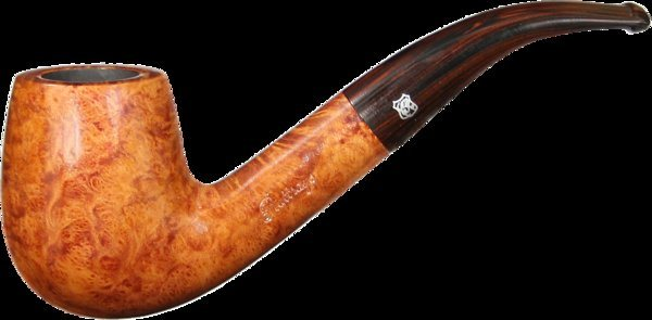 Rattray's Highland 2 Briarwood Pipe Orange Tones