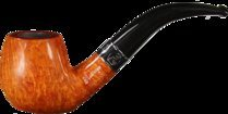 Rattray's Triskele 16 Briarwood Pipe Orange Tones