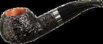 Savinelli Riviera 320 Smoking Pipe Brown