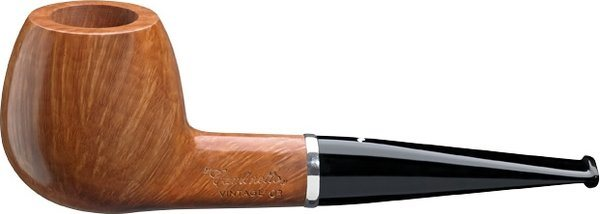 Caminetto Vintage Shape 03 Briar Pipe Naturale