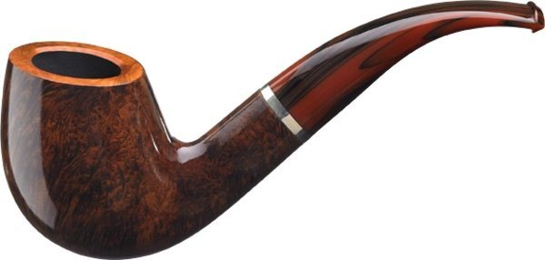 John Aylesbury Shape 100 Briar Pipe Coffee