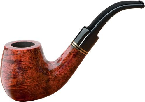 Sir John Shape 1 Briar Pipe Deluxe