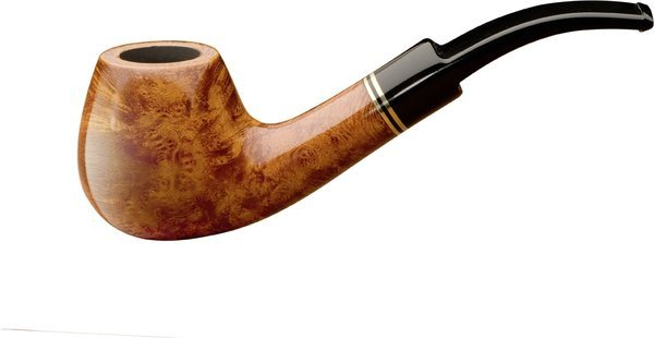 Sir John Nature forme 4 Pipe bruyère