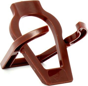 Support pour pipe pliable marron