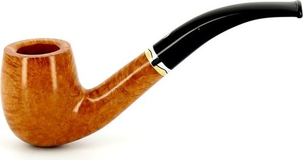 Savinelli Onda Smooth 606 KS Briar Pipe Natural