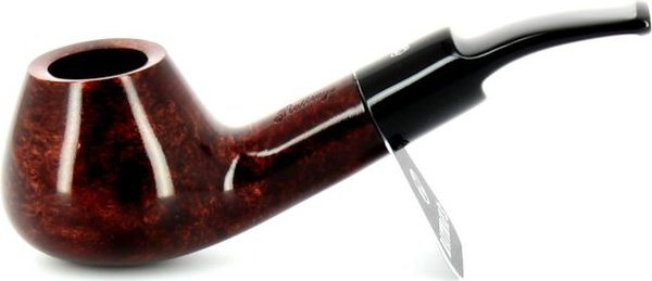Rattray's Marlin 4 Tobacco Pipe Brown Tones