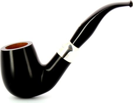 Rattray's Giant Army Pipe à tabac noire 1202