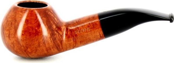 Savinelli Siena 320 Smoking Pipe Orange Tones