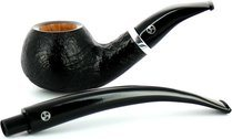 Rattray's Butcher Boy 23 Bent Pipe Sandblast