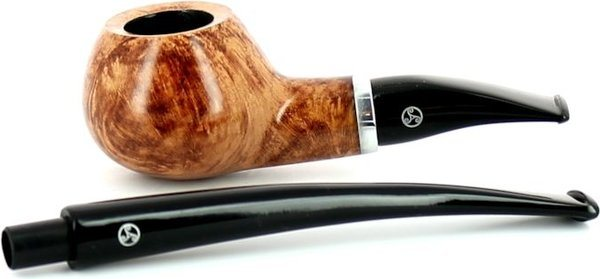 Rattray's Butcher Boy 22 Pipe droite bruyère claire