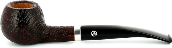Rattray's Sir William 46 Briar Pipe Sandblast