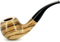 VAUEN Zebrano 42 Briar Pipe Smooth
