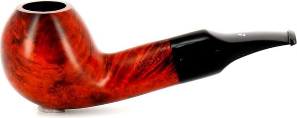 Lorenzo Cabernet 113 Beginner Pipe Black/Brown