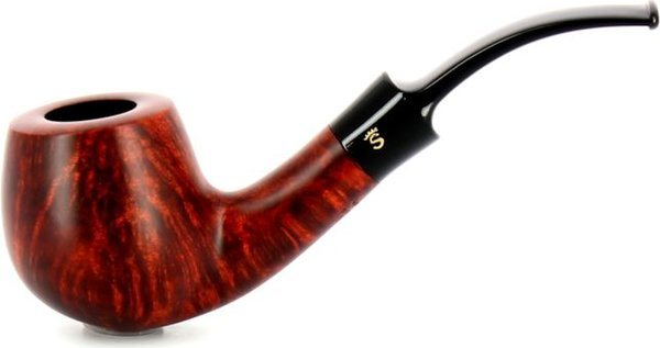 Stanwell Silke Brun 084 Tobacco Pipe Brown